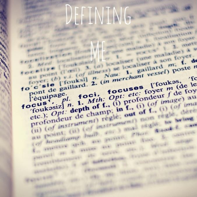 Defining ME