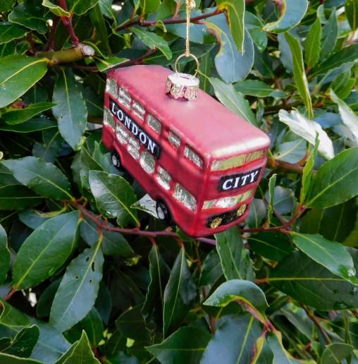 Red Bus Xmas