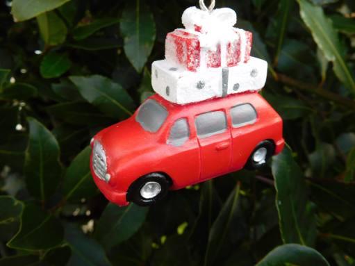Red Car Xmas