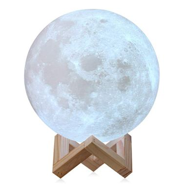 Touch Moon Lamp