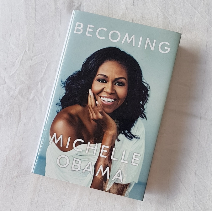 2019 Michelle Obama Becoming Book